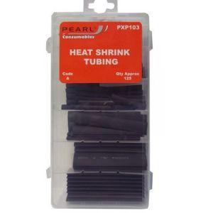 HEAT SHRINK TUBING - ASSORTED - X 127