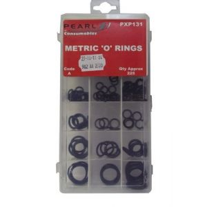 O RINGS - ASSORTED - X 225