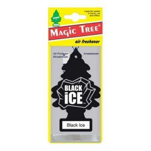 MAGIC TREE BLACK ICE AIRFRESHENER - X1