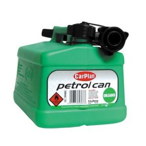 PLASTIC FUEL CAN - 5L