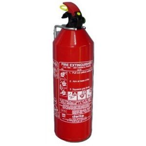 FIRE EXTINGUISHER 2KG