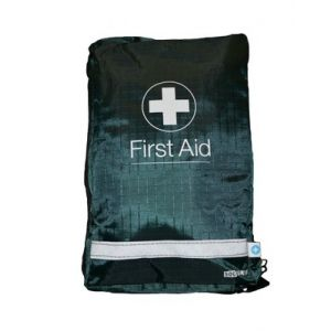FIRST AID KIT WITH 500ML EYE WASH