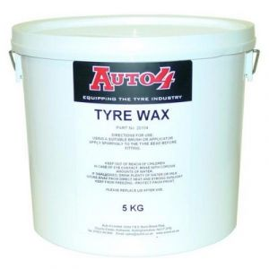 TYRE MOUNTING WAX