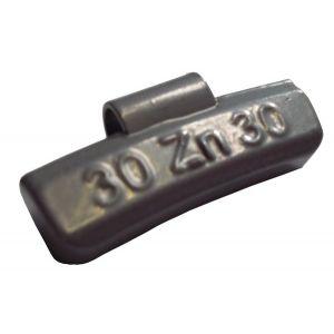 30G ZINC ALLOY WHEEL WEIGHTS X100
