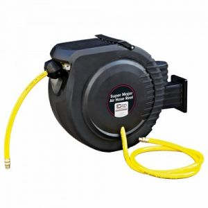 RETRACTABLE AIR LINE HOSE REAL