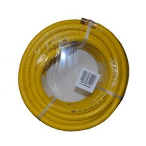 HIGH VISIBLE AIR HOSE (15M) 50FT 3/8 INCH