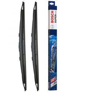 "Super Plus Twin Pack Wiper Blades 625mm/625mm 25""/25"" Spoiler 814S"
