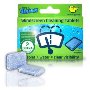 Vision Screenwash Tablet x 4