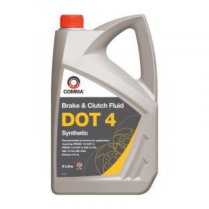 DOT 4 BRAKE FLUID - 5L