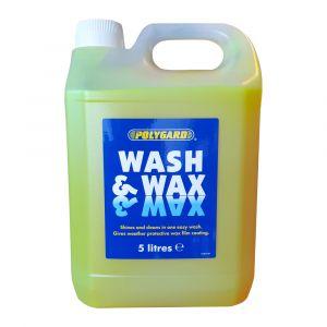 Polygard Wash N Wash 5L