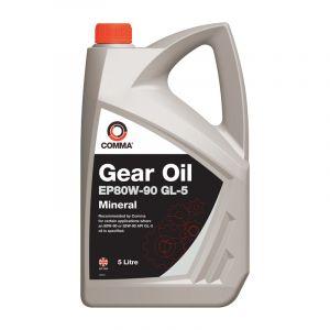 EP80W90 GL-5 OIL - 5L