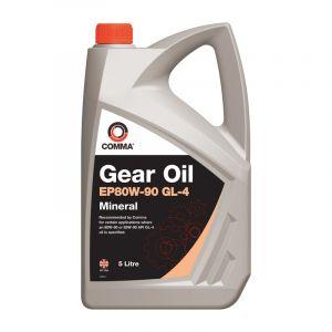 EP80W90 GL-4 OIL - 5L