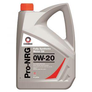 PRO-NRG 0W20 OIL - 4L