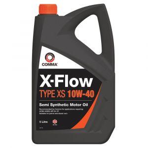 X-FLOW TYPE XS 10W40 OIL - 5L
