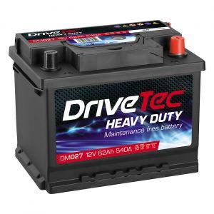 027 Car Battery - 3 Year Warranty