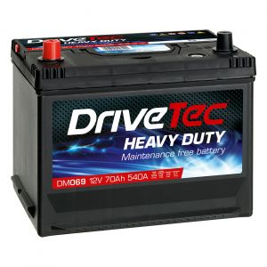 069 Car Battery - 3 Year Warranty