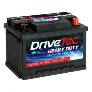 075 Car Battery - 3 Year Warranty