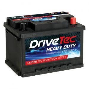 075 Car Battery - 3 Year Warranty
