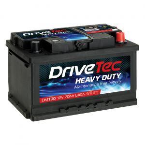 100/067 Car Battery - 3 Year Warranty