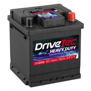 002L/202 CAR BATTERY - 3 Year Warrenty