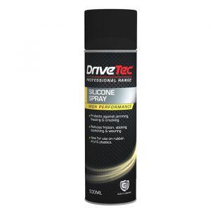 Drivetec Silicon Spray 500ml