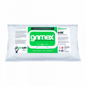 Grimex Wipes 100 Pack