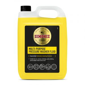 Simoniz Pressure Washer Fluid 5lt