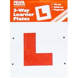 CARD OF 10PRS 3 WAY FIX L PLATES