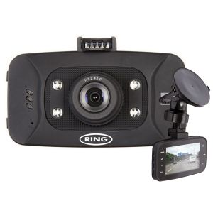 Widescreen Dash Camera with LCD Display RBGDC50