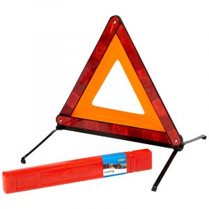RING EMERGENCY WARNING TRIANGLE