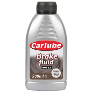 CARLUBE BRAKE FLUID DOT 5.1  500ML