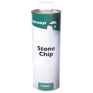 TETROSYL STONE CHIP WHITE 1L