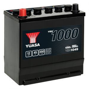 049 1000 Series Car Battery - 3 Year Warranty