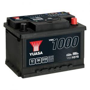075 1000 Series Car Battery - 3 Year Warranty