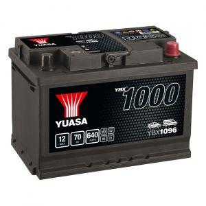 096 1000 Series Car Battery - 3 Year Warranty