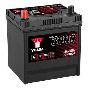 004 3000 Series Car Battery - 4 Year Warranty