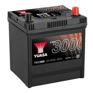 008 3000 Series Car Battery - 4 Year Warranty