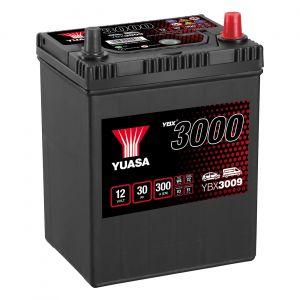 009 3000 Series Car Battery - 4 Year Warranty