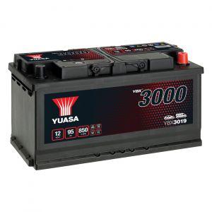 019 3000 Series Car Battery - 4 Year Warranty