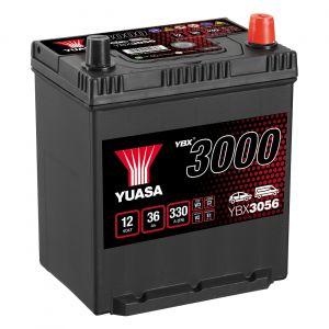 056 3000 Series Car Battery - 4 Year Warranty
