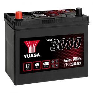057 3000 Series Car Battery - 4 Year Warranty