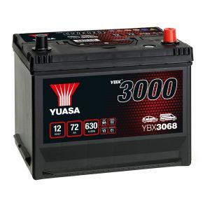 068 3000 Series Car Battery - 4 Year Warranty