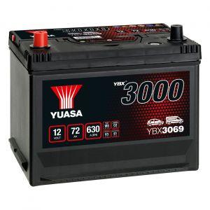 069 3000 Series Car Battery - 4 Year Warranty