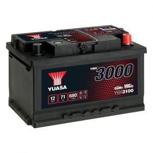 100 3000 Series Car Battery - 4 Year Warranty