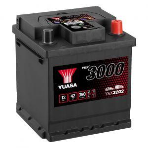 202 3000 Series Car Battery - 4 Year Warranty