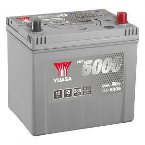 005 5000 Series Car Battery - 5 Year Warranty