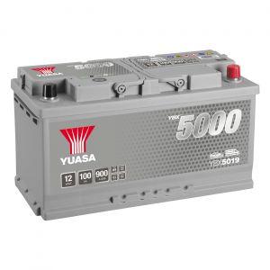 019 5000 Series Car Battery - 5 Year Warranty