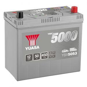 053 5000 Series Car Battery - 5 Year Warranty
