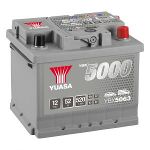 063 5000 Series Car Battery - 5 Year Warranty