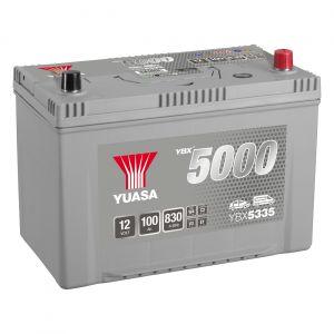 335 5000 Series Car Battery - 5 Year Warranty